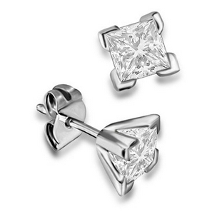 Diamond Earrings Dubai