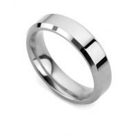 Mens Plain Wedding Rings