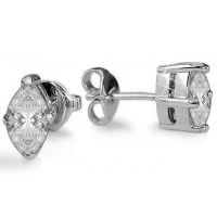 Fancy Shape Diamond Studs