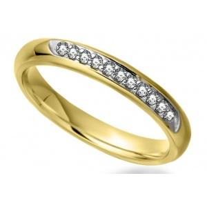 3mm Diamond Wedding Ring Dubai Dd4970